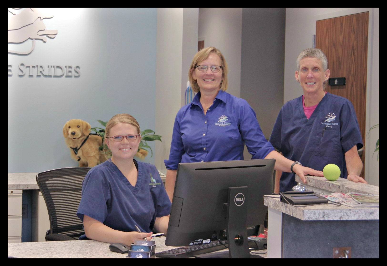 Pawsitive Strides Welcomes You!